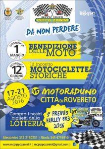 45° Motoraduno Citta di Rovereto