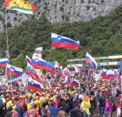 Sloveni in festa